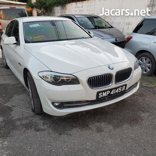 BMW 5-Series 2,0L 2012-2