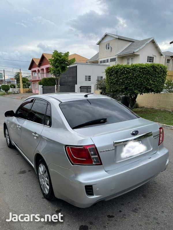 Subaru Impreza 2,5L 2011-3