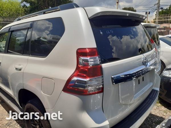 Toyota Prado 2,5L 2017-7