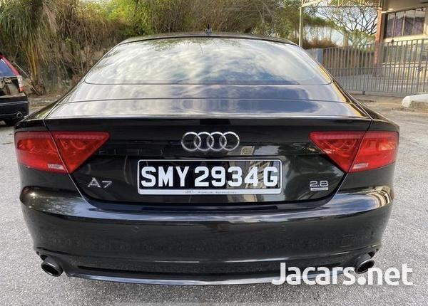 Audi A7 2,8L 2013-5