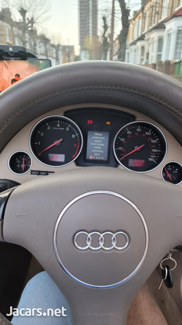 Audi a4 convertible-8