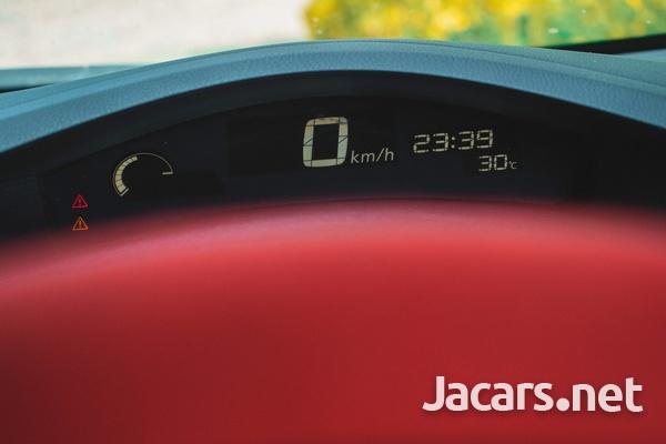 Nissan Leaf Electric 2014-7