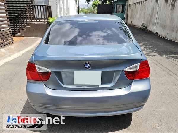 BMW 3-Series 2,0L 2007-5