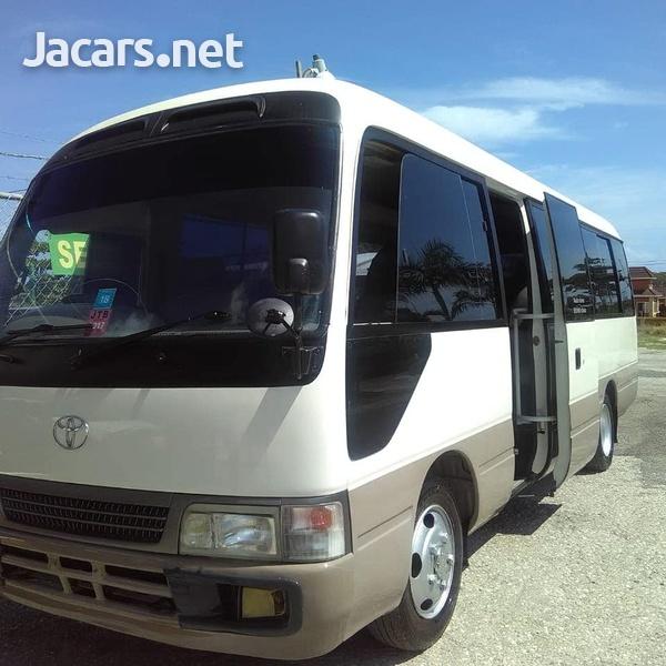 1998 Toyota Coaster Bus-1