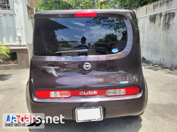 Nissan Cube 1,4L 2012-5