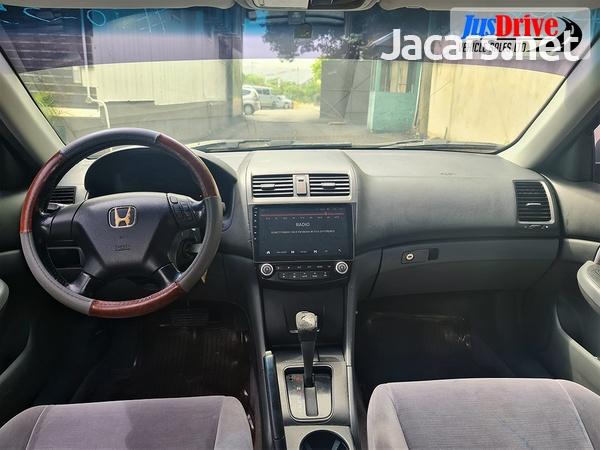 Honda Accord 2,4L 2006-9