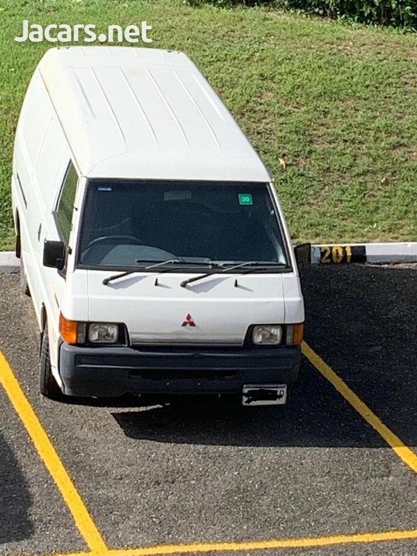 2008 Mitsubishi L300 Panel Van-1
