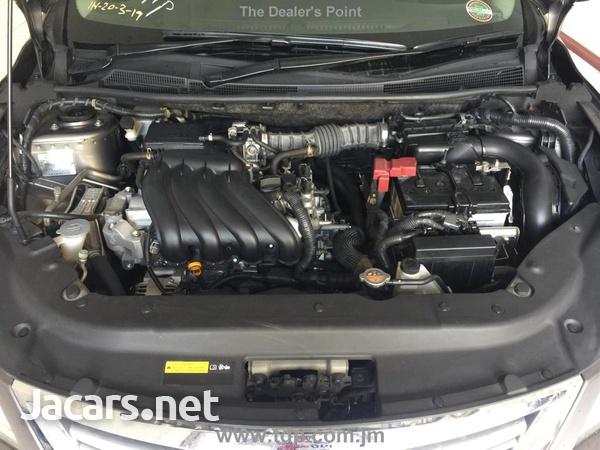 Nissan Sylphy 1,6L 2015-9