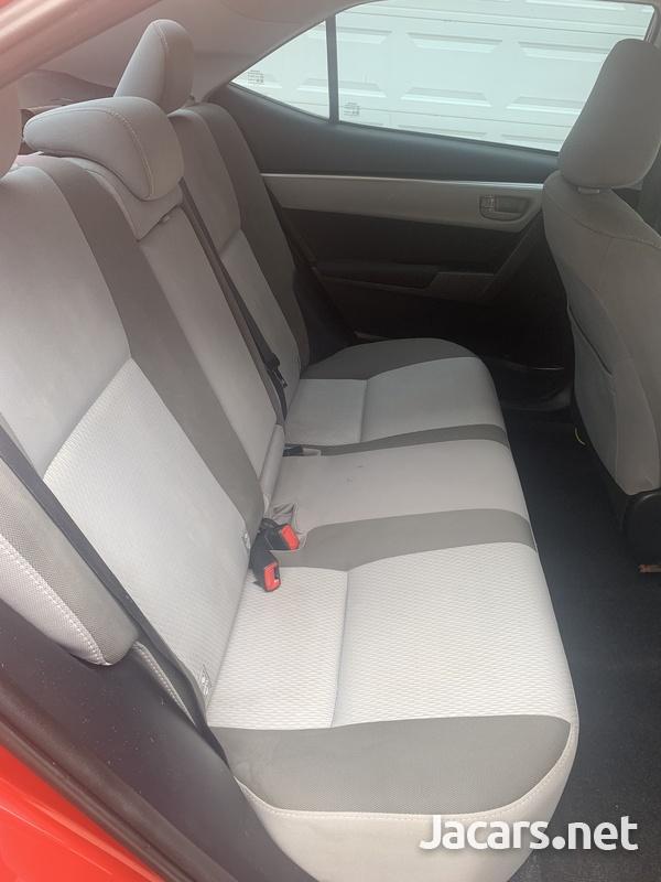 Toyota Corolla 1,6L 2018-8