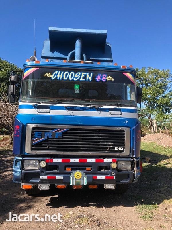 1998 Blue ERF Tipper Truck-2