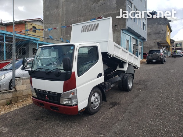 2007 Mitsubishi Canter Dump High Deck Truck-1