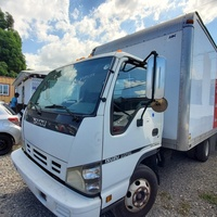 1999 Isuzu NPR box Body Truck