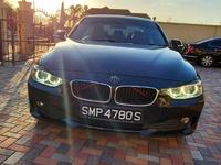 BMW 3-Series 1,8L 2013