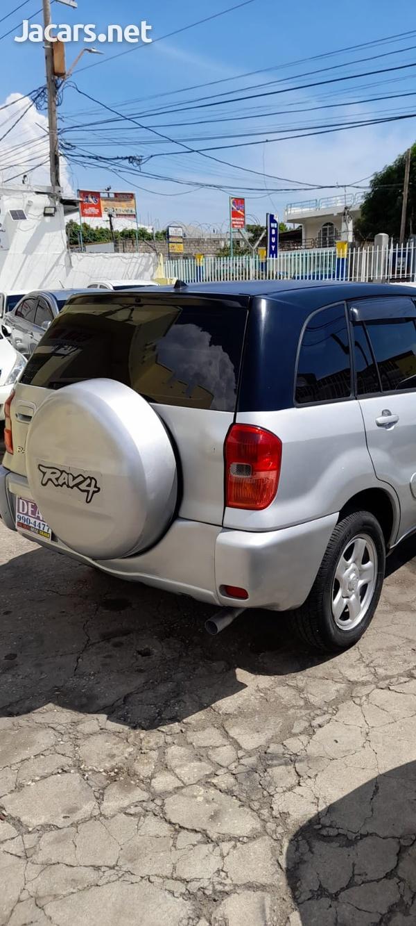 Toyota RAV4 2,0L 2003-11