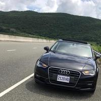 Audi A3 1,5L 2014