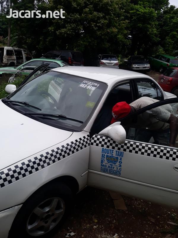 Toyota Corolla 1,5L 1992-7