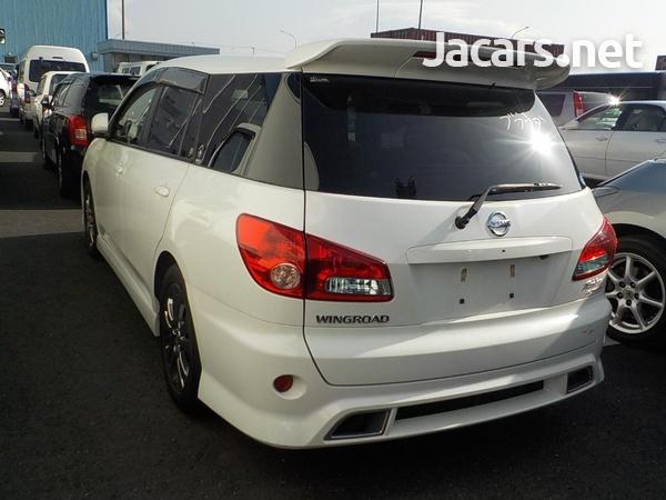 Nissan Wingroad 1,8L 2012-2
