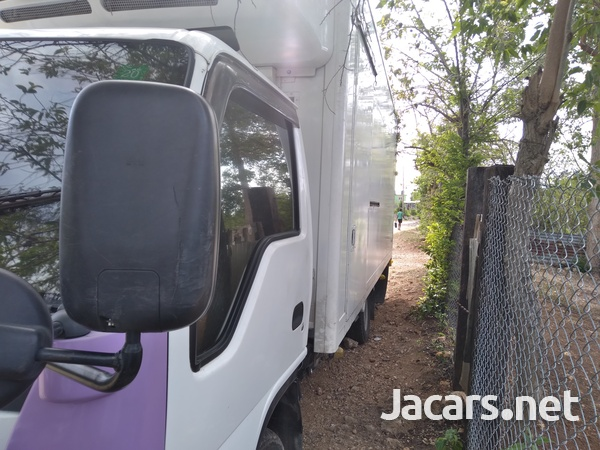 2007 Isuzu Elf Freezer-8