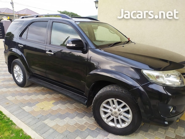 Toyota Fortuner 2,7L 2013-2