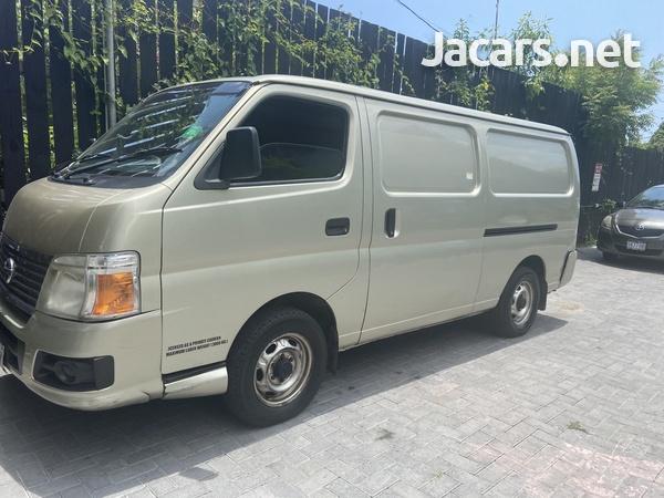 2011 Nissan Urvan Panel Van-3