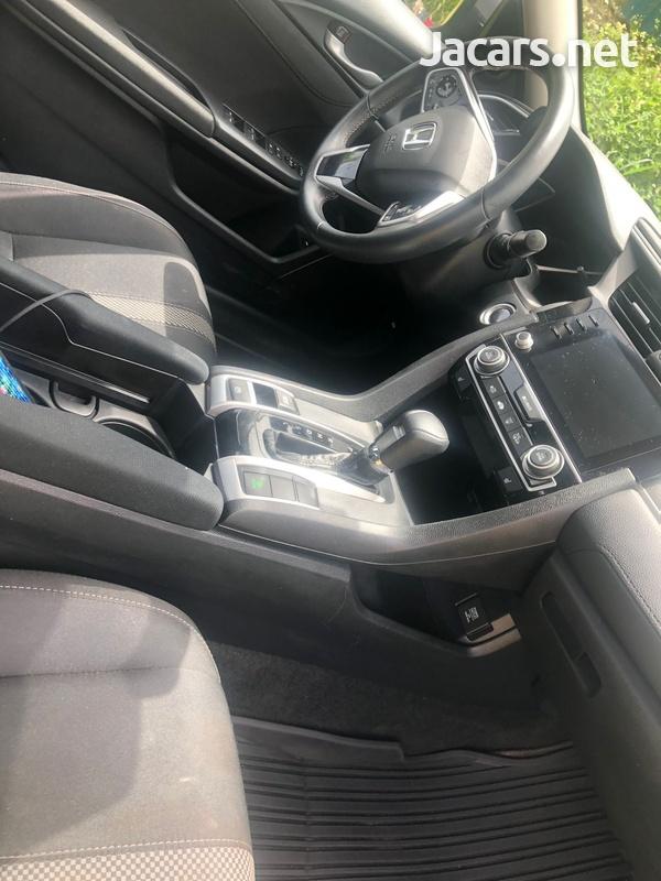 Honda Civic 2,0L 2017-12