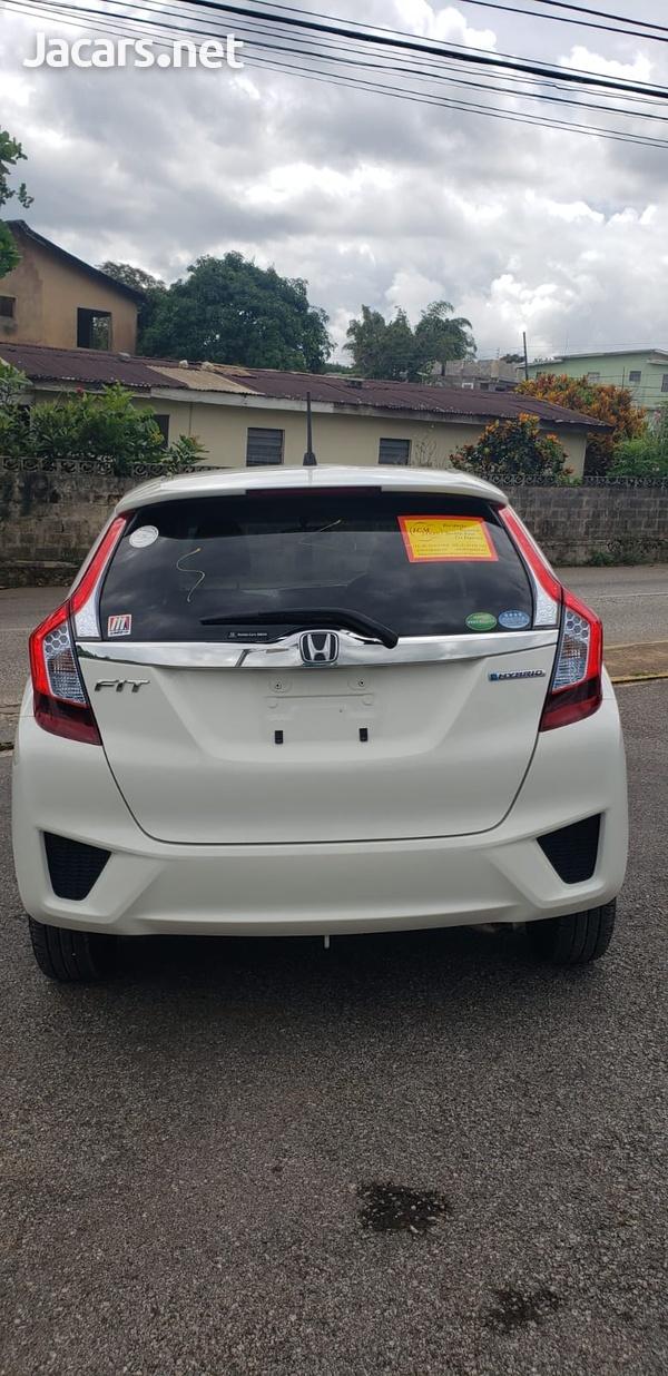 Honda Fit 1,5L 2016-3