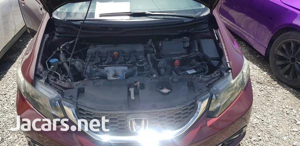 Honda Civic 1,5L 2013-5