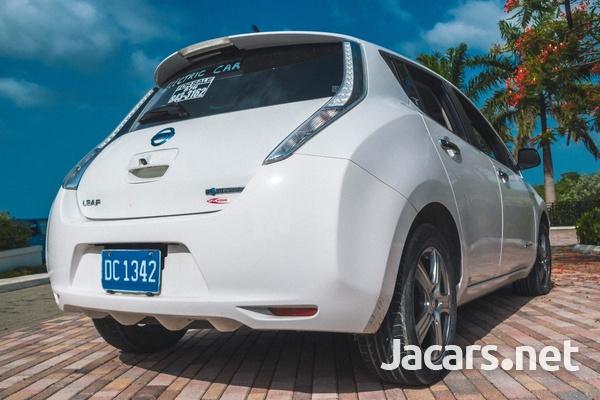 Nissan Leaf Electric 2014-2