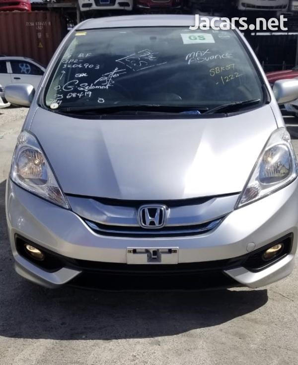 Honda Shuttle 1,3L 2014-1