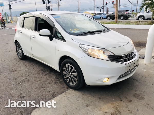 Nissan Note 1,2L 2014-1