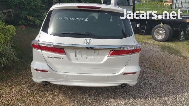 Honda Odyssey 2,0L 2012-7