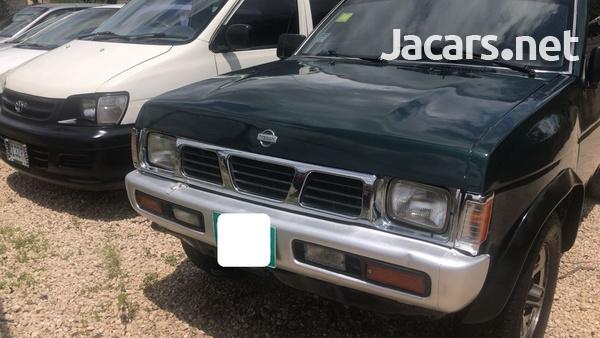Nissan Pickup 3,0L 1993-2