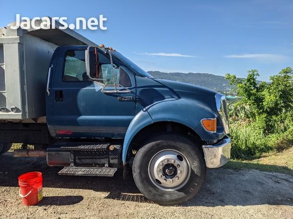 2007 Ford F750 XL Superduty Truck-2