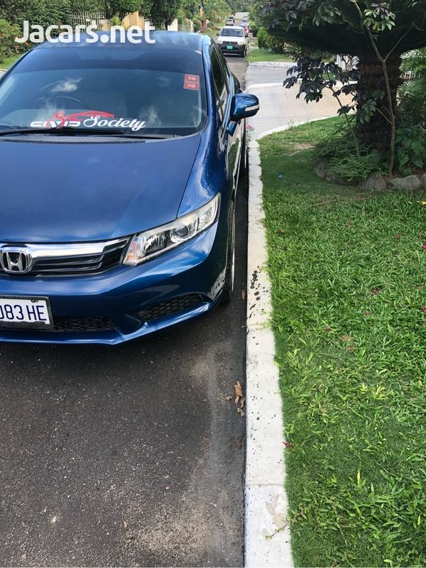 Honda Civic 1,8L 2012-8