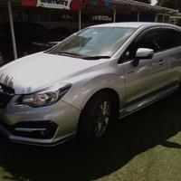Subaru Impreza 2,0L 2016