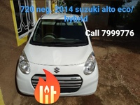 Suzuki Alto 0,4L 2014
