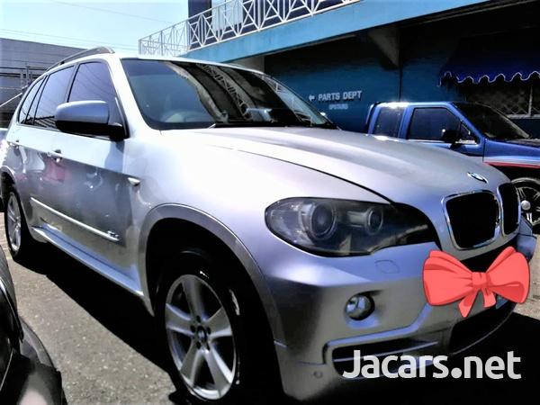 BMW X5 3,0L 2007-1
