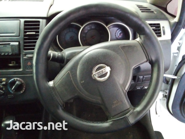 Nissan Tiida 1,5L 2007-6