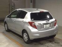 Toyota Vitz 1,4L 2014