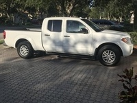 Nissan Frontier 4,0L 2016