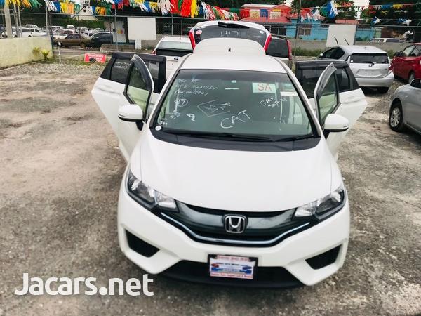 Honda Fit 1,5L 2016-11