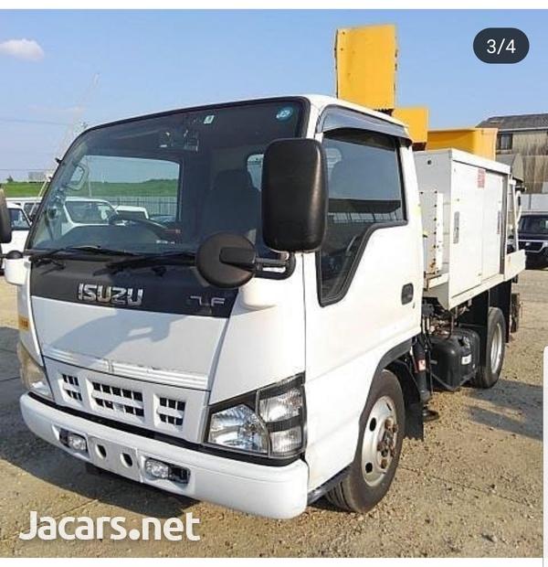 2006 Isuzu Elf Utility Truck-4