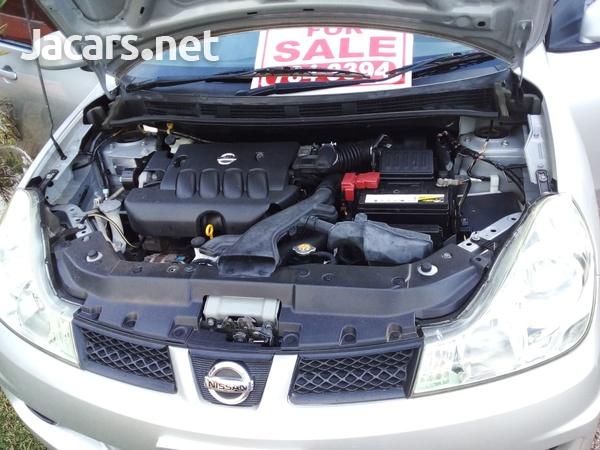 Nissan Wingroad 1,5L 2014-12