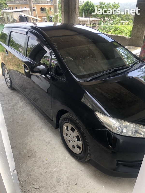 Toyota Wish 2,4L 2012-3
