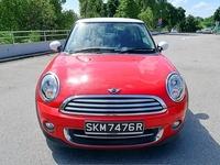 Mini Cooper 1,6L 2014