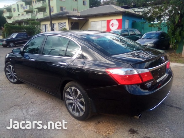 Honda Accord 1,6L 2015-4