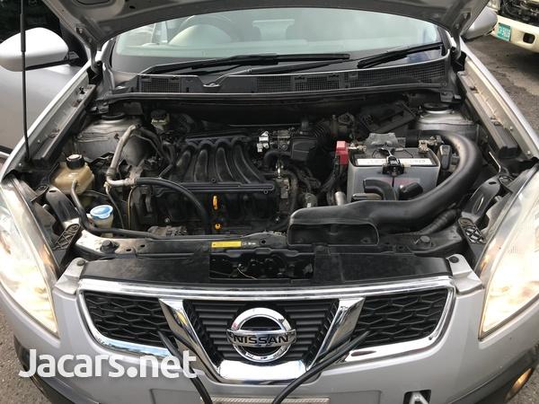 Nissan Dualis 2,0L 2012-7
