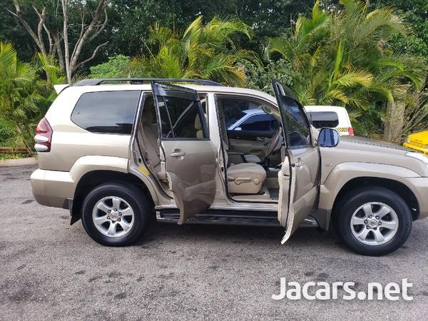 Toyota Prado 3,0L 2004-5