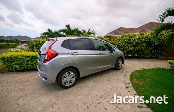 Honda Fit 1,5L 2017-3