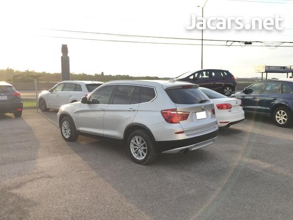 BMW X3 2,0L 2013-2